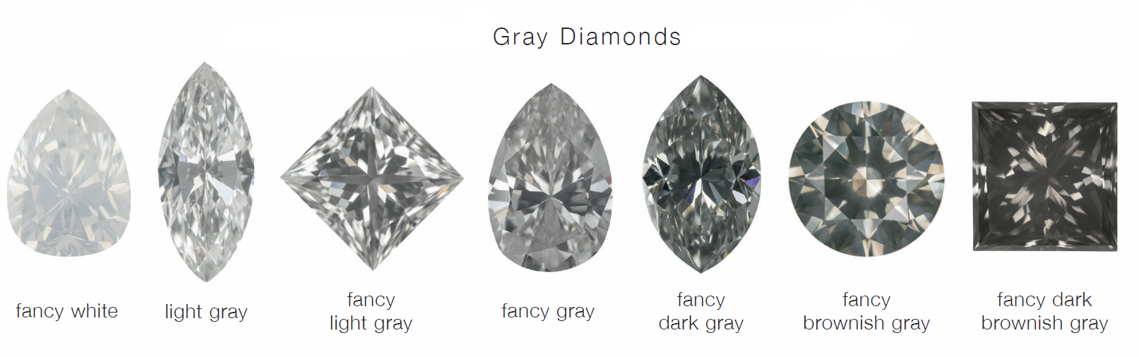 grey diamonds