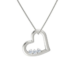 New Baby Diamond Necklace